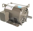 Century 3 HP General Purpose Motor, 3 phase, 1800 RPM, 208-230/460 V, 182T Frame, ODP – E217M2