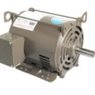 Century electric belt-drive elevator motor R345M2 20HP 3480RPM S215T frame