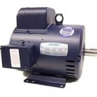Leeson electric motor catalog 131537.00 Model C184K17DB31A 5HP, 1740 RPM, 184T Frame