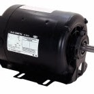 Century 0.75 HP Fan and Blower HVAC/R Motor, 1 phase, 1800 RPM, 115/230 V, 56 Frame, ODP – F680V1