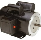 Centry electric pressure washer motor C777 1.5HP 1725 RPM 56C frame