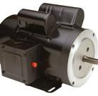 Century 2 HP Pressure Washers Motor, 1 phase, 1800 RPM, 115/230 V, 56HC Frame, TEFC – C213V1