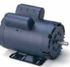 Leeson electric pressure washer motor Catalog 131622.00 Model P184K17DB33A 5HP 1740 RPM 184T frame
