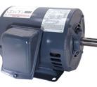 Century 7.5 HP General Purpose Motor, 3 phase, 3600 RPM, 230/460 V, 184T Frame, ODP – E205M2