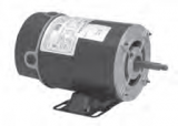 Century electric pump motor BN25V1 1HP-3450 RPM-48Y Frame-115VAC 1PH
