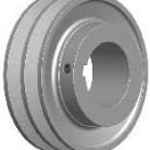 5.45″ Diameter Double-Groove fixed bore pulley 2MB55-7/8