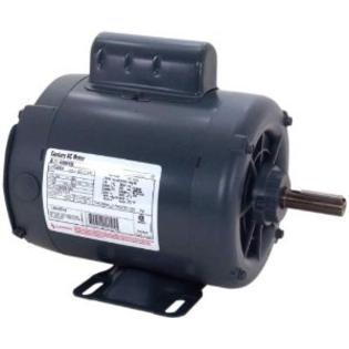 Century electric motor b177l 2hp 3450 rpm m56 frame for General electric ac motor thermally protected
