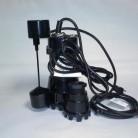 Hydromatic Pump V-A1 52249-000-7, 3/10HP, 115 VAC, 48 GPM, 25′ Head