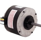 Century electric motor OCT1026S 1/4HP, 1075 RPM, 208-230VAC, 48Y Frame