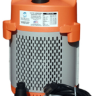 SITE DRAINER non-clogging pump SD300 1/2HP, 115VAC, 0.75″-1.5″ Discharge