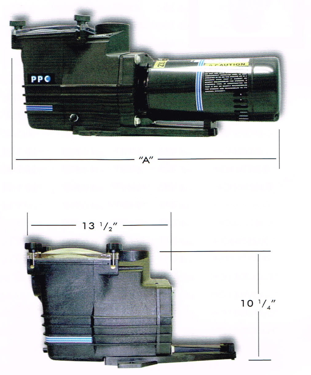 In Ground Above Ground Pool Pumps Srvc Electric Motors