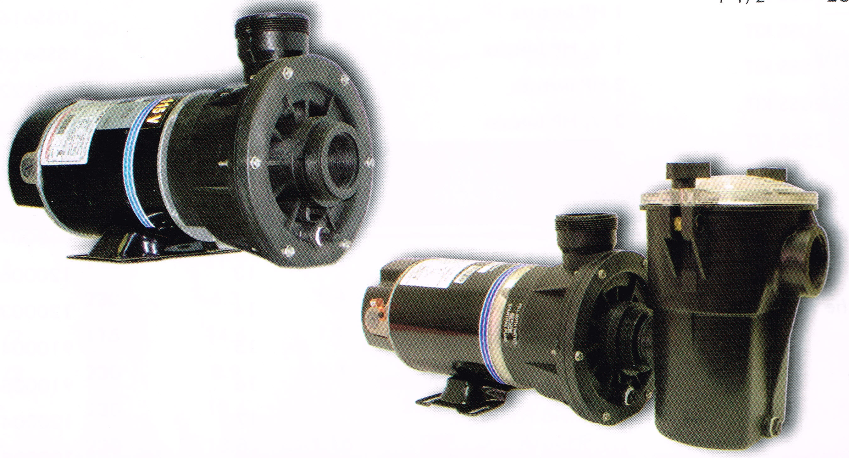 Extensive electric motor cross reference database srvc for Above ground pool motors