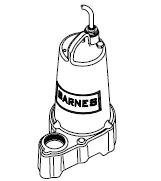 BARNES SP SERIES EFFLUENT / SUMP PUMPS