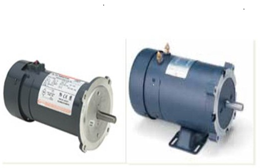 DC ELECTRIC MOTORS
