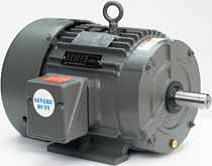 1-PHASE AC MOTORS-Totally Enclosed Fan-Cooled (TEFC) Rigid Base