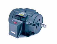 1-PHASE AC MOTORS - Open Drip-Proof (ODP) Rigid Base