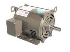 CENTURY AO SMITH BELT-DRIVE ELEVATOR MOTORS 3-PHASE AC